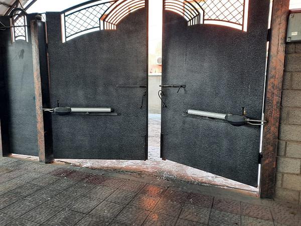 Секционные ворота Trend PRESTIGE ProPlus 2