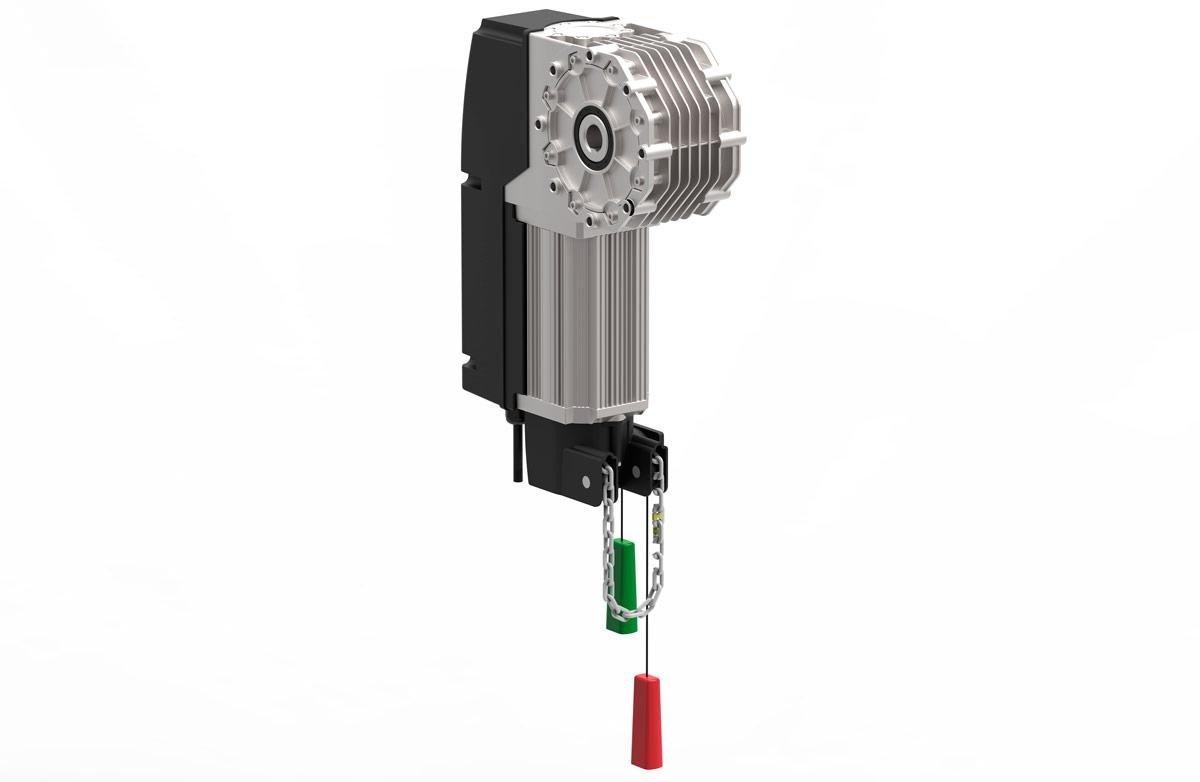TR-13018-400KIT - электроприводы для промышленных ворот серии Targo 1