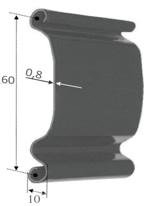 Профиль СТ60 1