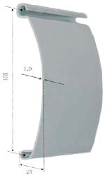Профиль СТ105 1